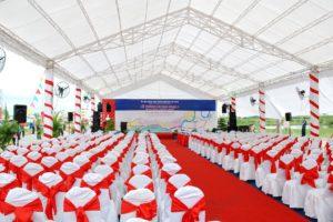 Công ty tổ chức sự kiện chuyên nghiệp cho thuê nhà bạt sự kiện