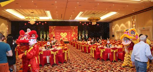 Tổ chức sự kiện tất niên Hồ Tràm