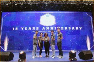 Ekip tổ chức sự kiện Rạng Danh Việt