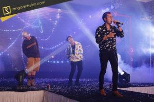 ca sĩ tổ chức sự kiện