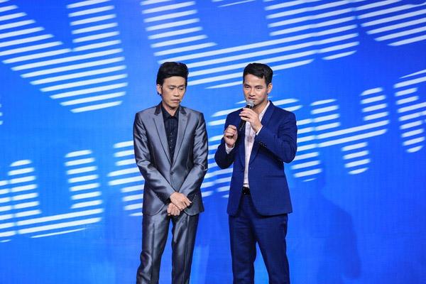 MC Xuân Bắc dẫn chương trình sự kiện tất niên
