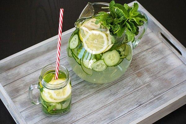 nước detox tốt cho sức khỏe