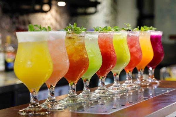 nước ép trái cây organic