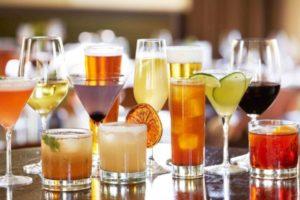 thức uống cho bữa tiệc