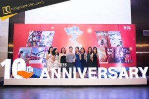 kỷ niệm 10 năm thành lập ITL